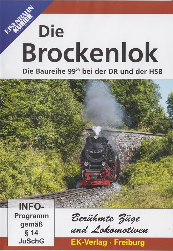 Die Brockenlok