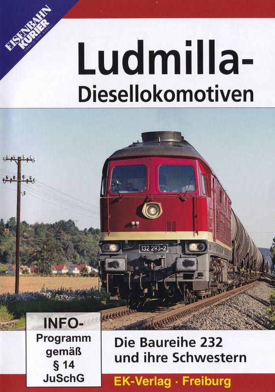 - Recent - Ludmilla-Diesellokomotiven