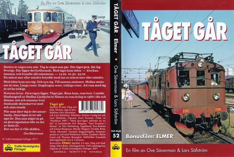 Tåget Går + bonus film