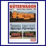 - Recent - Güterwagen Band 1.1 Gedeckte Wagen Länderbahn + DRB