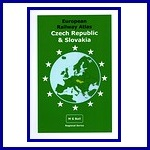 Regional Atlas - Czech Rep & Slovakia