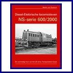 Diesel-Electrische locomotieven NS-serie 600/2000