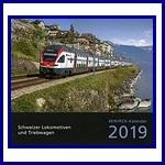Minirex -Kalender 2019