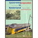Spoorwegongevallen in Nederland 1839-1993