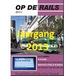 Jaargang Op de Rails - 2013