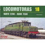 Locomotoras 18, Norte 7200 - Renfe 7500