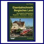 - Recent - Eisenbahnchronik Bergisches Land Band II