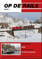 Los nummer Op de Rails - Januari 2018
