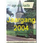 Jaargang Op de Rails - 2004