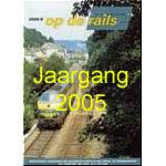 Jaargang Op de Rails - 2005