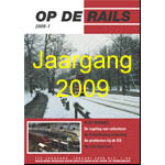 Jaargang Op de Rails - 2009
