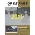 Jaargang Op de Rails - 2010