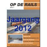 Jaargang Op de Rails - 2012