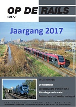 Jaargang Op de Rails - 2017