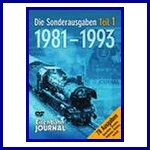 Eisenbahn Journal Die Sonderausgaben #1, 1981-1993
