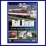 - Recent - RailAway 61,62  Duitsland Oostenrijk Zweden Kroatië