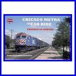 Chicago Metra Cab ride Chicago to Aurora