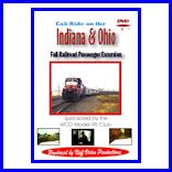 Cab ride on the Indiana & Ohio