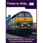 ACTS Belgian Class 62 cabride- ECT Maasvlakte to RSC