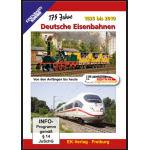 175 Jahre Deutsche Eisenbahn: Von den Anfängen bis heute