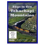 Züge in den Tehachapi Mountains BLU RAY