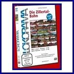 Zillertalbahn LR Sommer 2017 dvd