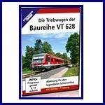 - Recent - Die Triebwagen der Baureihe VT 628
