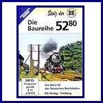 - Recent - Die Baureihe 52.80 - Die Reko-52 der Deutschen Reichsbahn