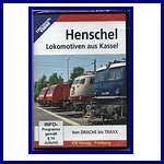 - Recent - Henschel Lokomotiven aus Kassel - Von Drache bis TRAXX