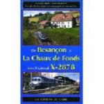 De Besancon à La Chaux de Fonds avec l´autorails X-2878
