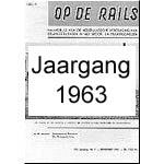 Jaargang Op de Rails - 1963