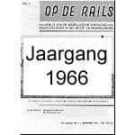 Jaargang Op de Rails - 1966