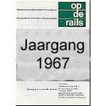 Jaargang Op de Rails - 1967