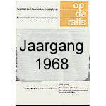 Jaargang Op de Rails - 1968
