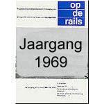 Jaargang Op de Rails - 1969