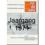 Jaargang Op de Rails - 1971