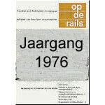 Jaargang Op de Rails - 1976