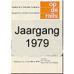 Jaargang Op de Rails - 1979