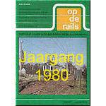 Jaargang Op de Rails - 1980