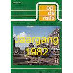 Jaargang Op de Rails - 1982