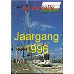 Jaargang Op de Rails - 1996