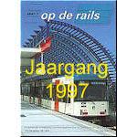 Jaargang Op de Rails - 1997
