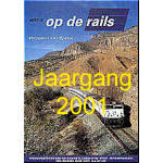 Jaargang Op de Rails - 2001