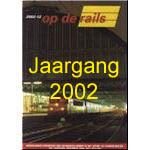 Jaargang Op de Rails - 2002