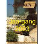 Jaargang Op de Rails - 2003