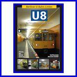 Berliner U-Bahn-Linien  U 8 Von Gesundbrunnen nach Neukölln